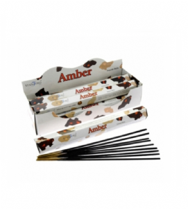Amber Incense Sticks | Buy Online at the Asian Cookshop